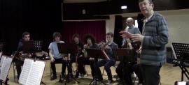 Fife Youth Jazz Orchestra 2015 (short film)