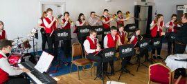 Fife Youth Jazz Orchestra Christmas Concert 2019